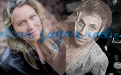 Cheryl Strayed and Steve Almond of Dear Sugar Radio