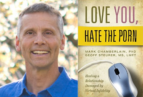 Mark Chamberlain and his book, Love You, Hate The Porn